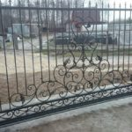 изготовление кованных ворот