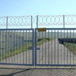 ворота сварные из профильной трубы