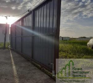 Ворота в Краснодаре